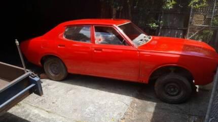 1974 Datsun 180B - 4 spd manual Mitcham Whitehorse Area Preview