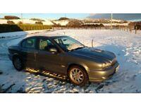 Dec 2003 Jaguar X Type, 155k miles, Mot'd until April 2018