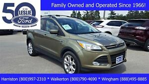 2013 Ford Escape SE 4WD   Incl Winter Tires & Rims   One Owner