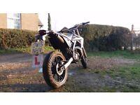 Reiju Mrt 50 cc motorcycle 2015