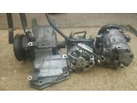 Rover 25 TDset of alternator,power steering p .air con p.,and water p