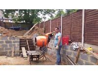 Handyman / Groundworks / No job too small