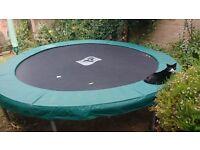TP trampoline 10ft