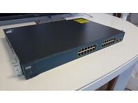 Cisco Catalyst 3560 24-Port Switch