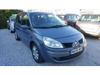 56-2006 RENAULT GRAND SCENIC 1.6 7SEATER MOT 12 MONTHS DRIVE SUPERB
