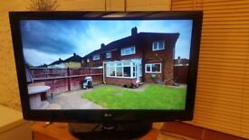 LG42 Freeview HD