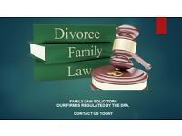Family Law Solicitors, Divorce, Child Arrangement, Non-Molestation Order, Matrimonial, Residence