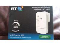 BT N300 WIFI EXTENDER