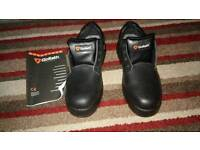 Mens Work Shoes Size 9