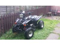 road legal quad 200cc