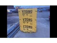 Ytong building blocks six pallets