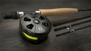 Fly Fishing Rod and Reel Package