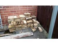 96 bricks