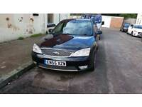 Ford Mondeo GhiaX 2.0 Petrol Automatic