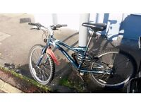 APOLLO GRADIENT SMALL ADULT / CHILDRENS MOUNTAIN BIKE FOR SALE