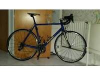 Road bike for sale or swap for mountain bike