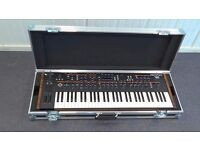MINT Dave Smith Instruments Prophet 12 Synthesizer / Synthesiser Keyboard with Flight Case