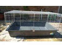 Indoor/ outdoor Guinea pig/dwarf rabbit cage