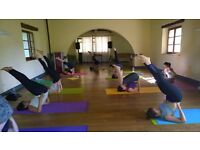 Yoga classes in Ealing