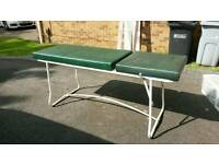 Beauty therapy/physiotherapy massage table
