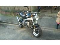 Keen bad boy cx 50cc 140 pit bike engine monkey bike