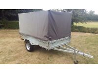 BOX TRAILER MESH KIT + COVER CAMPING QUAD BIKE MOTO X MARKET CAR BOOT VAN FARM