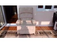 Recliner Armchair Perfect Condition Newly Bought
