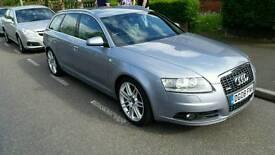 Audi a6 S-line Le mans