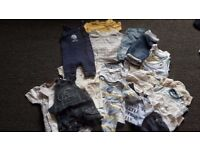 Baby boy clothes bundle Newborn