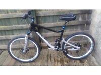 GIANT TRANCE - 3 - mountain bikes full suspension