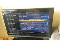 """Sony KDL-40V4000 40"""" TV"""