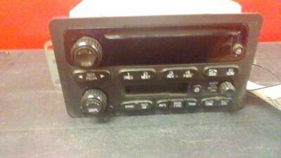 Audio Equipment Radio Opt UP0 Fits 00 02-05 CAVALIER 441010