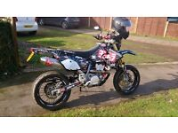 DRZ 400 SM Full yoshimura Long MOT