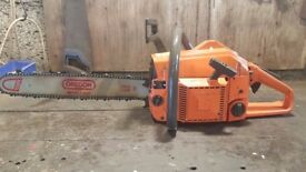 Husqvarna Chainsaw 254, 18inch Bar