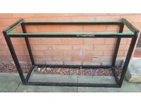 FREE 3ft×1ft steel fish tank stand