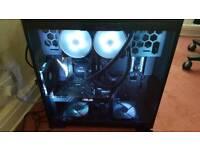 High end Gaming PC, i7 7700, 16gb ddr4 hyperX ram, 512gb nvme ssd, gtx 1070, EVGA 750w gold psu