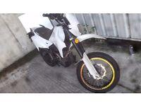 125 motobike Lexmoto adrinaline