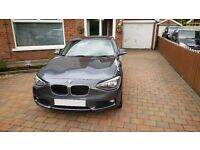DEC 2013 BMW 118d - Still in warranty - £12500