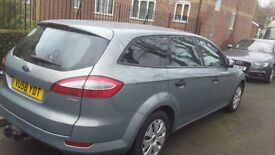 PCO FORD MONDEO 2008 2.0 DIESEL ENGINE