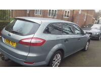 FORD MONDEO 2008 2.0 DIESEL ENGINE