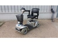 modern Mobility Scooter silver