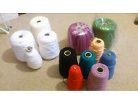 Assorted 4 ply wool for knitting / knitting machine