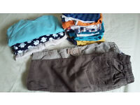 Baby boys clothing bundle 6-9 months - 65 items
