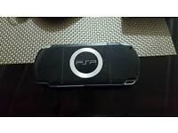 Sony PSP black slim