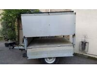 Expedition trailer, overland, Box trailer, Land Rover trailer