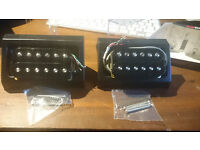 PRS SE HFS and Vintage Bass mint condition Pickups (2x pickups barealy used)