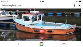 boat for sale 28ft lady Helen