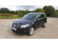 2008 VW Tiguan 2.0 TDI Sport 4Motion 2 Owners Full Service History HPI Clear