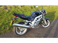 2004 Suzuki SV 650 VERY LOW MILES!