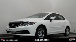 2013 Honda Civic LX bluetooth mags